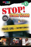 Spectrum Readers Level 3: Stop! Crime Scene
