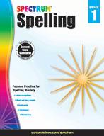 Spectrum Spelling, Grade 1