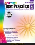 Spectrum Test Practice, Grade 4