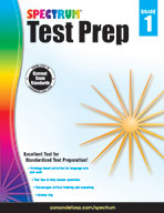 Spectrum Test Prep, Grade 1 (ebook)