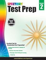 Spectrum Test Prep, Grade 2 (ebook)