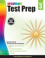 Spectrum Test Prep, Grade 3 (ebook)