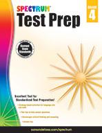 Spectrum Test Prep, Grade 4 (ebook)