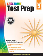 Spectrum Test Prep, Grade 5 (ebook)
