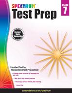 Spectrum Test Prep, Grade 7 (ebook)