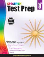 Spectrum Test Prep, Grade 8 (ebook)
