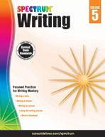 Spectrum Writing, Grade 5