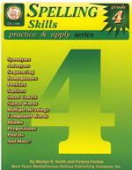 Spelling Skills: Grade 4 by Mark Twain Media