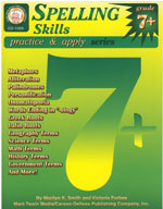 Spelling Skills: Grade 7 by Mark Twain Media