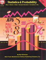Statistics & Probability by Mark Twain Media