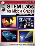 Stem Labs For Middle Grades, Grades 5 - 8
