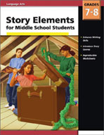 Story Elements Middle School