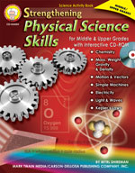 Strengthening Physical Science Skills for Middle and Upper Grades by Mark Twain Media