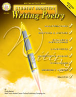Student Booster: Writing Poetry by Mark Twain Media