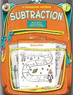 Subtraction, Grade 1 (ebook)