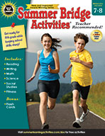 Summer Bridge Activities®, Bridging Grades 7–8 (ebook)