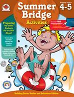 Summer Bridge Activities, Grades 4-5