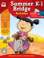 Summer Bridge Activities, Grades K-1