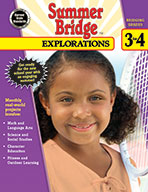 Summer Bridge Explorations, Grades 3–4