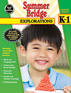 Summer Bridge Explorations, Grades K–1