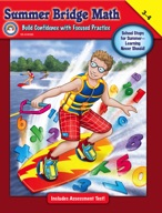Summer Bridge Math, Grades 3 - 4