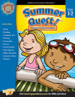 Summer Quest: Grades 1-2