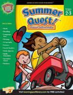 Summer Quest: Grades 2-3