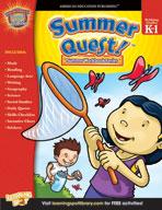 Summer Quest: Kindergarten - Grade 1