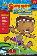 Summer Splash Learning Activities, Grades 2-3