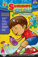 Summer Splash Learning Activities, Grades 3-4