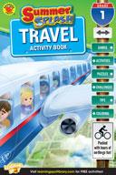 Summer Splash Travel Activity Book: Grade 1