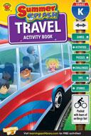 Summer Splash Travel Activity Book: Kindergarten