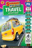Summer Splash Travel Activity Book: PreKindergarten