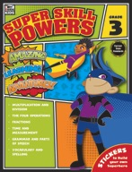 Super Skill Powers, Grade 3