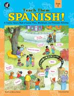 Teach Them Spanish!, Grade 1