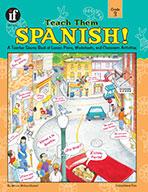 Teach Them Spanish!, Grade 3 (ebook)