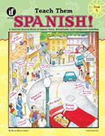 Teach Them Spanish!, Grade 5 (ebook)