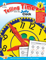Telling Time with the Judy Clock: Grade 2