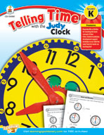 Telling Time with the Judy Clock: Kindergarten
