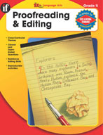 The 100+ Series Proofreading and Editing, Grade 4