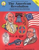 The American Revolution by Mark Twain Media