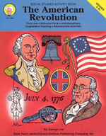 The American Revolution by Mark Twain Media