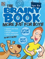 The Brainy Book More Just for Boys!
