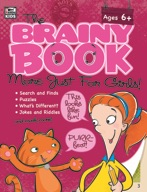 The Brainy Book More Just for Girls!