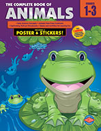 The Complete Book Of Animals, Grades 1 - 3