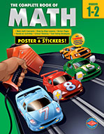The Complete Book Of Math, Grades 1 - 2 (ebook)
