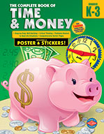 The Complete Book Of Time And Money, Grades K - 3 (ebook)