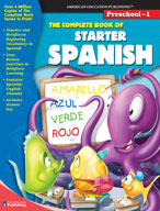 The Complete Book of Starter Spanish