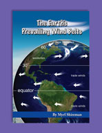 The Earth's Prevailing Wind Belts by Mark Twain Media