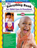 The Everything Book for Child Care and Preschool